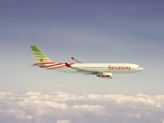 Senegal Airlines A330